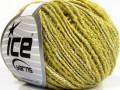 Shine Alpaka - světle zelená