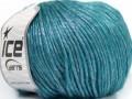 Silve shine - modrozelená