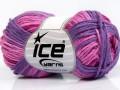 Sky bavlna - růžovopurpurová