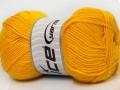 Soft baby - žlutá