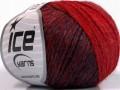 Soft chain vlna - námořnickáčervená