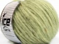 Softair tvíd - světle zelená