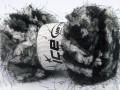 Softly chunky - černošedé odstíny
