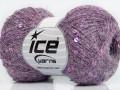Sparkle Paillette - fialová