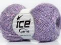 Sparkle Paillette - světle fialová