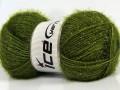 Sparkle - třpytivá - lesní zelená 1