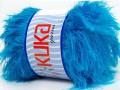 Super soft fur - modrá 1