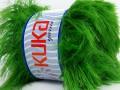 Super soft fur - zelená