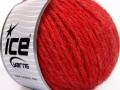 Superbulky vlna - červená