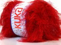 Supersoft fur - červená 1