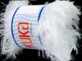 Supersoft fur - opticky bílá