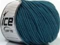 Superwash merino - kouřově modrá