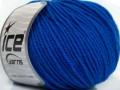 Superwash merino - královská modrá