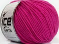 Superwash merino - sladce růžová