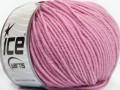 Superwash merino - světle růžová