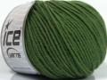Superwash merino - zelená
