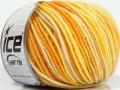 Superwash merino - žluté odstíny