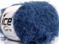 Techno worsted - modrá