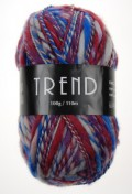 Trend - fialověšedomodrá č.10059