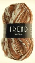Trend - hnědobéžová č.1330