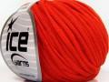 Tube bavlna - oranžová