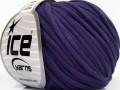 Tube bavlna - purpurová 1