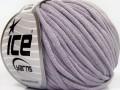 Tube bavlna - světle fialová 1