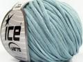 Tube bavlna - světle modrá 1