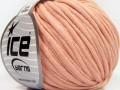 Tube bavlna - světle růžová