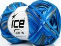 Viollino - modrošedé odstíny