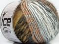 Vivid vlna - hnědošedé odstíny