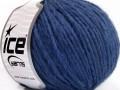 Vlna cord aran - purpurová 1