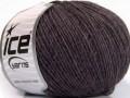 Vlna cord sport - purpurová
