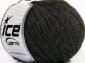 Vlna cord sport - tmavě hnědá 2
