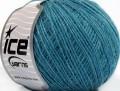 Vlna cord sport - tyrkysová 1