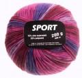 Vlnap sport - fialověvínová č. 10315