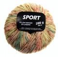 Vlnap sport - tyrkysžlutá č. 10294
