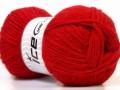 Zerda Alpaka - červená