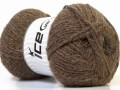 Zerda Alpaka - hnědá