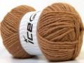 Zerda Alpaka - světle hnědá 1