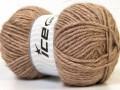 Zerda Alpaka - světle hnědá