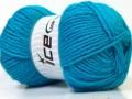 Zerda Alpaka - světle modrá