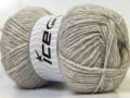 Zerda Alpaka - světle šedá