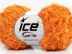 Alloro bavlna - oranžová