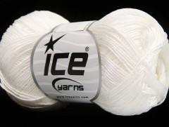 Almina bavlna - bílá