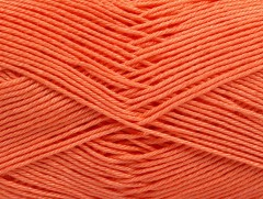 Almina bavlna - lososová