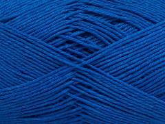 Almina bavlna - modrá