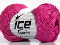 Almina bavlna - sladce růžová
