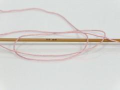 Almina bavlna - starorůžová