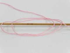 Almina bavlna - světle růžová